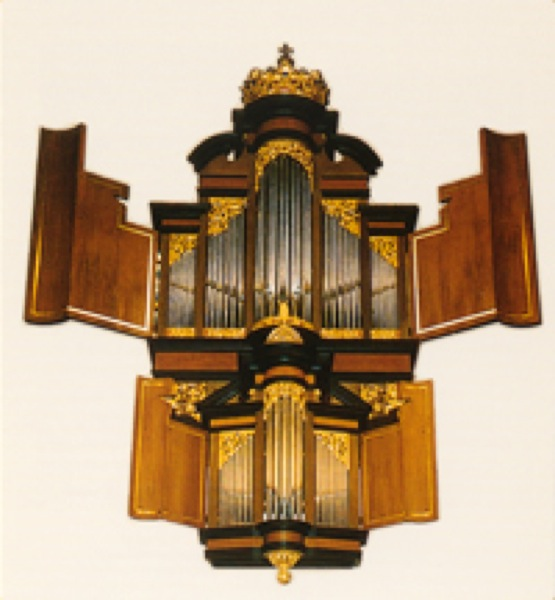 Severijn orgel